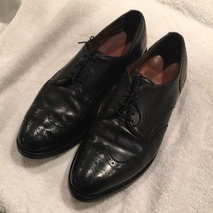 Allen Edmonds concord leather uppers n lining